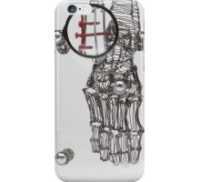 Bone_If_I'd iPhone Case/Skin