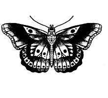 Harry Styles Butterfly Tattoo by Mackenziebritt