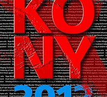 KONY 2012 by Alex Preiss