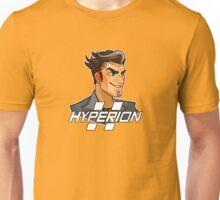 Handsome Jack Hyperion Logo from Borderlands 2 Unisex T-Shirt