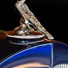 "1934 Packard ""Adonis"" Hood Ornament 2 by Jill Reger"
