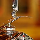 1931 LaSalle &quot;Heron&quot; Hood Ornament by Jill Reger