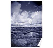 Ovenden Windfarm I Poster