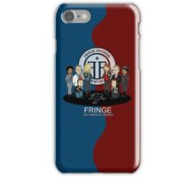Fringe the Animated Series iPhone Case/Skin