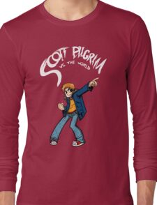 Scott Pilgrim Long Sleeve T-Shirt