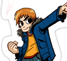 Scott Pilgrim Sticker