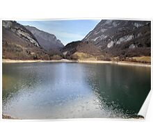 Lake Tenno, Italy Poster