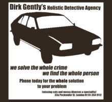 Holistic Detective Agency (2) by kjen20