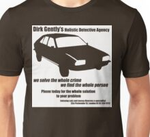 Holistic Detective Agency (2) Unisex T-Shirt