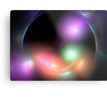Emission Nebula Metal Print
