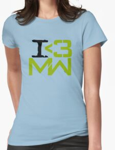 I <3 MW Womens Fitted T-Shirt