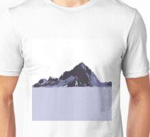 Purple Mountain Majesties Unisex T-Shirt