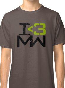 I <3 MW Classic T-Shirt