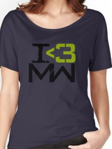I <3 MW Women's Relaxed Fit T-Shirt