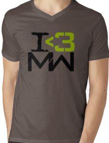 I <3 MW Mens V-Neck T-Shirt