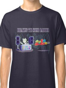 Breaking The Sound Barrier Classic T-Shirt
