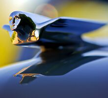 "1947 Cadillac ""Flying Goddess"" Hood Ornament 1 by Jill Reger"