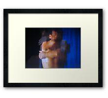 BLUEBOY1 Framed Print