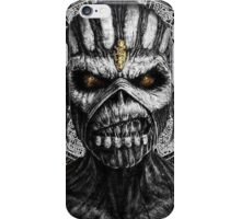 IRON MAIDEN the book of souls TOUR 2016 BUDI1 iPhone Case/Skin