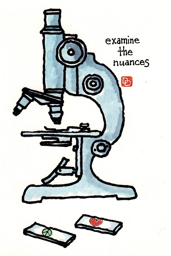 The Translator's Microscope by dosankodebbie
