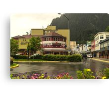 Red Dog Saloon, Juneau Canvas Print