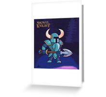 Shovel Knight Love Greeting Card