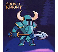 Shovel Knight Love Photographic Print