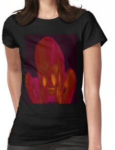 Fire Side 3a Womens Fitted T-Shirt