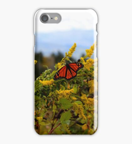 Smoky Butterfly iPhone Case/Skin