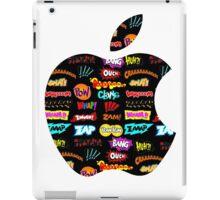 Apple Comic book iPad Case/Skin