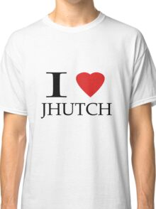 I (heart) Jhutch Classic T-Shirt