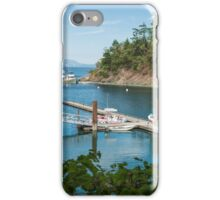 Tod Inlet, Vancouver Island iPhone Case/Skin