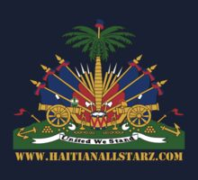 Haitian Coat of Arms  One Piece - Long Sleeve