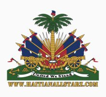 Haitian Coat of Arms  Kids Clothes