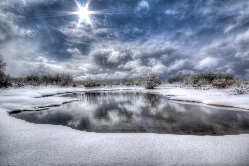 White Bright by Bob Larson