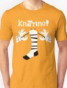 Knitting!  T-Shirt