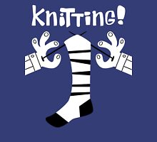 Knitting!  T-Shirt