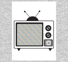 Retro Tv Kids Clothes