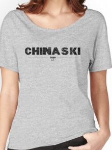 HENRY CHINASKI Women's Relaxed Fit T-Shirt