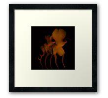 sensual creatures 2a Framed Print