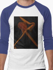 slick guy Men's Baseball ¾ T-Shirt