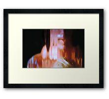 xxx3 Framed Print