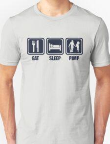 Eat Sleep Pimp T-Shirt