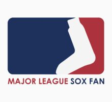 Major League Sox Fan by WickedCool