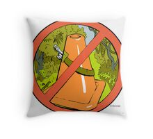 "Kony 2012 - Joseph Kony - Anti ""Coney"" T-Shirt  Throw Pillow"