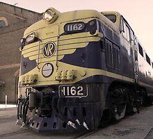 1162 - Steamrail Workshops Newport VIC by fergs55