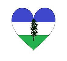 From Cascadia With Love Photographic Print