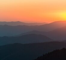 The Big Picture - Great Smoky Mountains National Park, Tennessee by Jason Heritage