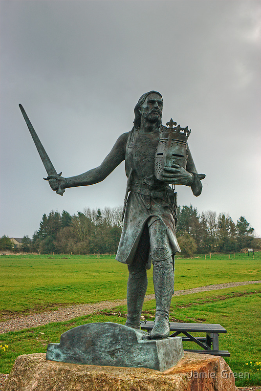 The Hammer Of The Scots by Jamie  Green