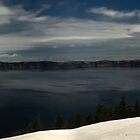Crater Lake (panorama) by ZWC Photography